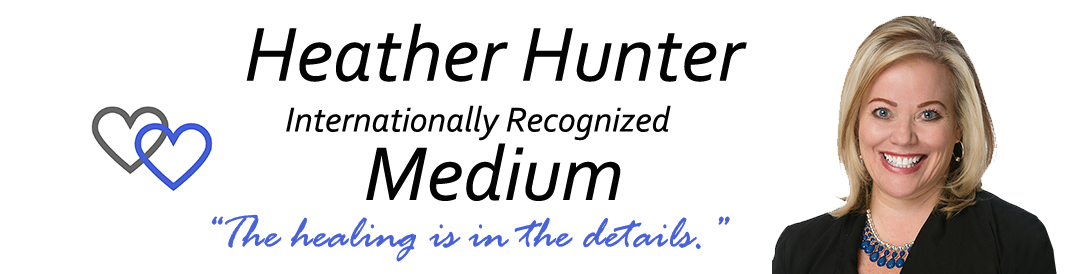 Heather M Hunter Psychic Medium Logo